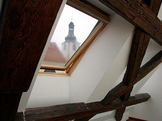 Bydlení v klášteře