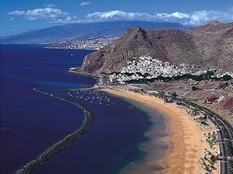 Kanárské ostrovy, Tenerife
