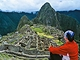 Pohled na Machu Picchcu