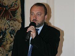 Prezidentův tajemník Ladislav Jakl