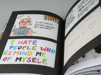 Ukázka z knihy PostSecret