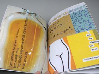 PostSecret - Svěřte své tajemství internetu. Odhalte tajemství jiných