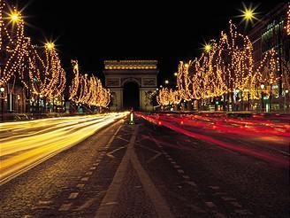 Paříž, Champs Elysees