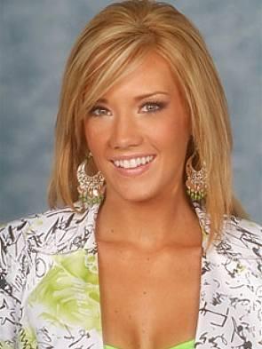 Miss státu Nevada Katie Reesová