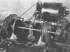 Vysokofrekvenční alternátor