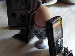 Mobilní vaření - vydrž co nejdéle
