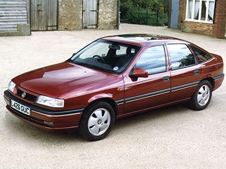 Vauxhall Cavalier, Opel Vectra