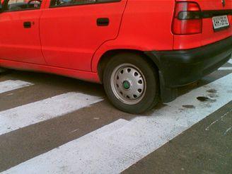 Dopravní značení kontra felicie