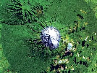 Okrouhlá hora, Nový Zéland