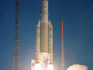 Ariane 5 - start v říjnu 2006