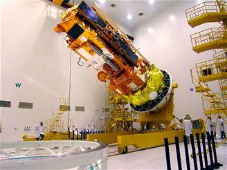 Evropský satelit MetOp