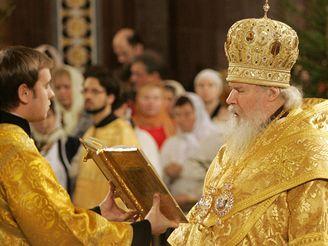 Ortodoxní v Rusku oslavili Vánoce 6. ledna