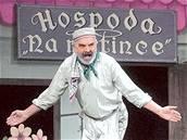 Divadlo Járy Cimrmana - ze hry Hospoda Na mýtince