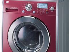 Parní pračka LG Electronics