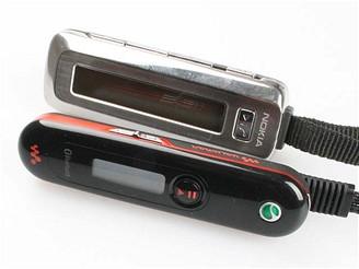 Sony Ericsson HBH-DS970 a Nokia HS-12W