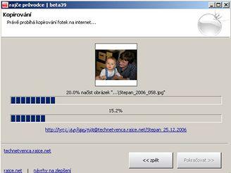 rajce.net - popis fotek