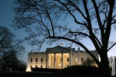 Bílý dům, White House, USA