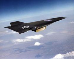 Stroj NASA X-43A