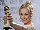 Zlaté globy - Meryl Streepová