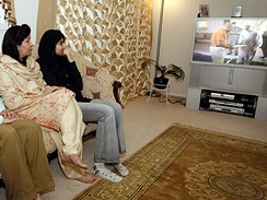 Kanadští muslimové sledují seriál Little Mosque On The Prairie