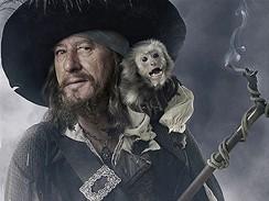 Piráti z Karibiku: Na konci světa - Geoffrey Rush