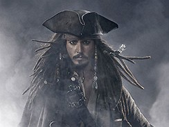 Piráti z Karibiku: Na konci světa - Johnny Depp