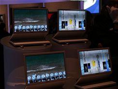 CES 2007 - Prototypy OLED obrazovek od Sony
