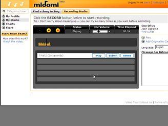 midomi.com