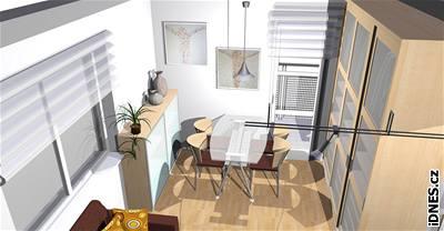 Malý byt pro velkou rodinu
