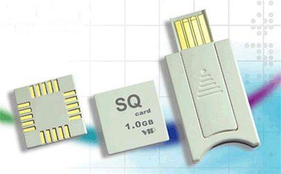 Paměťová karta SQ Card
