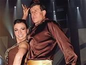 Petra Kostovčíková a Václav Vydra ve StarDance (2006)