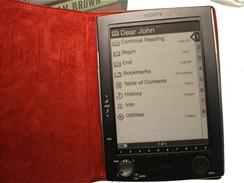 Sony Book Reader