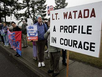 Akce na podporu Ehrena Watady