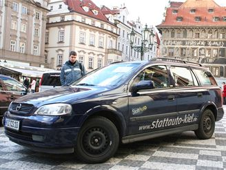 Car-sharing = sdílení aut