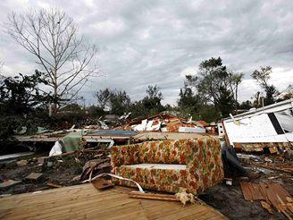 Přes Floridu se přehnala silná bouře