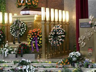 Pohřeb Ivy Herclíkové