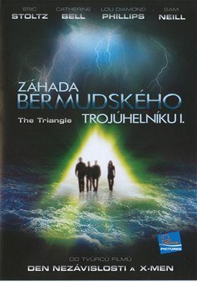 DVD Záhada Bermudského trojúhelníku