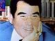 Prezident Turkmenistánu Saparmurat Nijazov