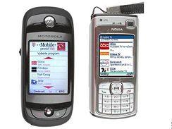 T-Mobile test DVB-H Motorola
