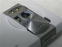 Sony Ericsson K550i živě