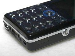 Sony Ericsson K810i živě