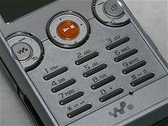 Sony Ericsson W610i živě