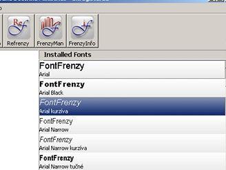 FontFrenzy