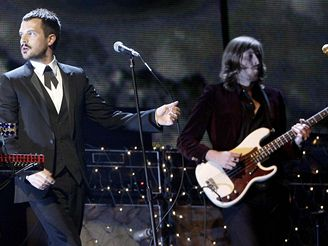 Brit Awards ´07 - The Killers