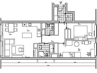 Proměna starého panelákového bytu