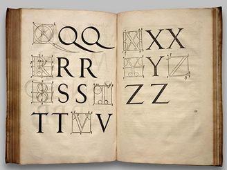 D�rer - De Symmetria, 1525
