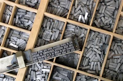 Sázítko a písmovka