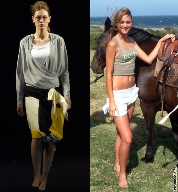 Sestry a modelky Luisel a Eliana Ramosovy zemřely na podvýživu
