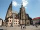 Praha, svatovítská katedrála
