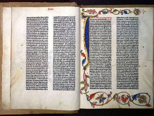 Gutenbergova Bible